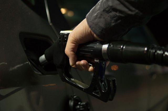 В России отмечается снижение цен на бензин