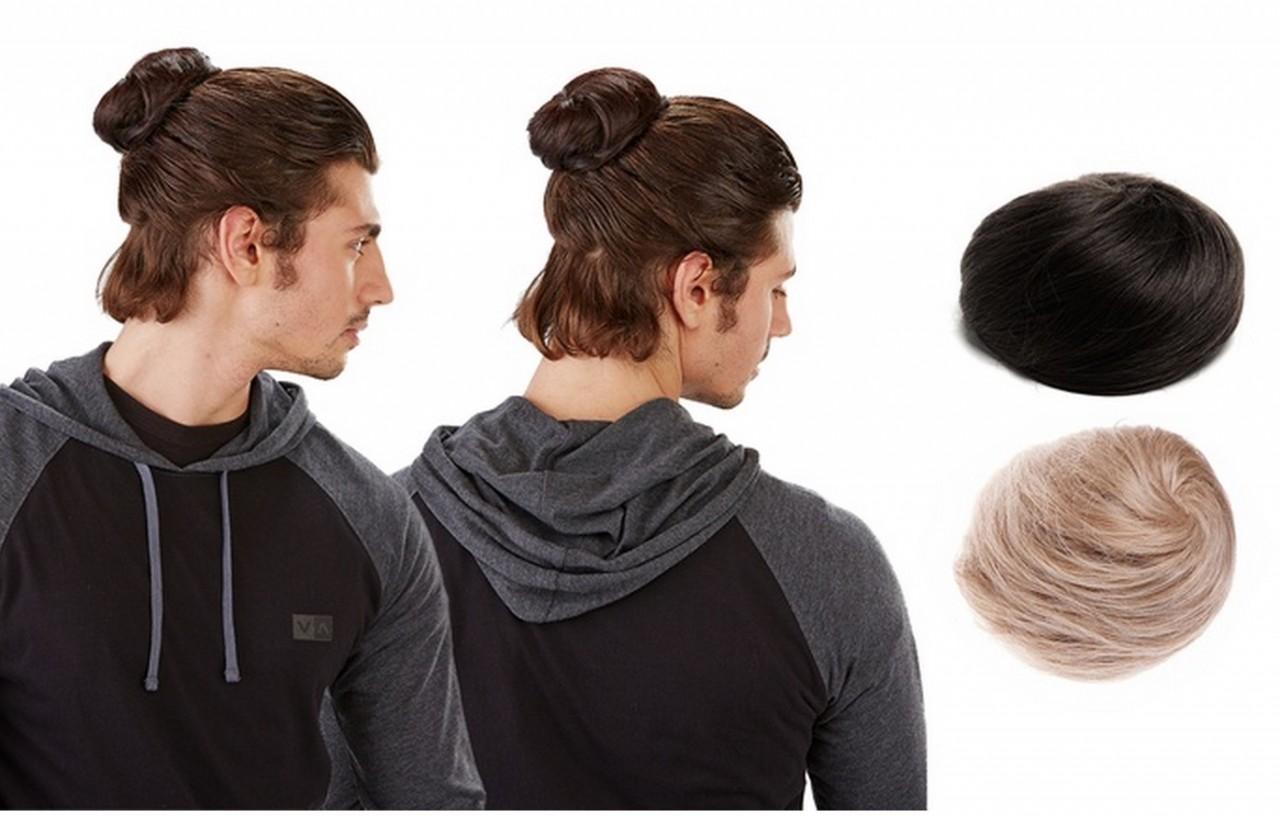 Заколки-гульки для мужчин, которые хотят чувствовать себя модными даже с короткими волосами