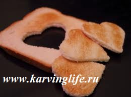Идеи оформления блюд на День Святого Валентина