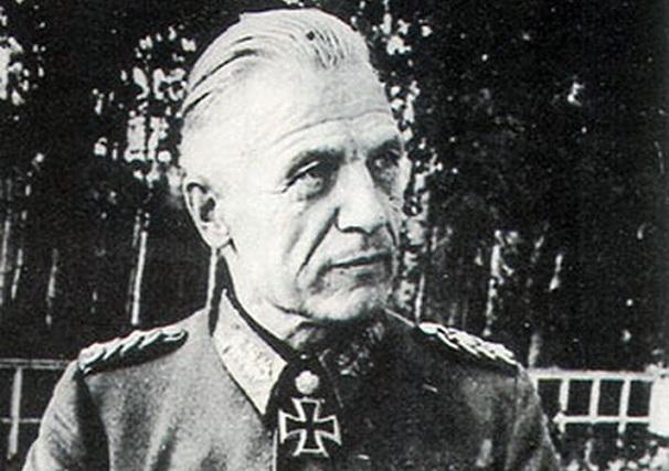 Вальтер фон Зейдлиц: немецкая версия генерала Власова