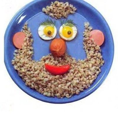 Малыш не хочет есть? Превратите еду в удовольствие!