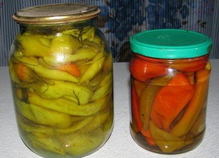Консервированный горький перец рецепты с фото
