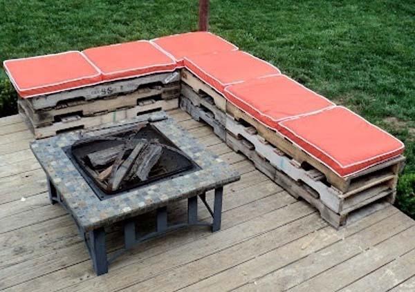 Genuine Ohana Outdoor Patio Wicker Sectional Furniture 7pc