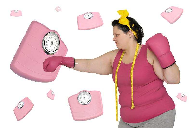 Как себя мотивировать на борьбу с лишним весом?