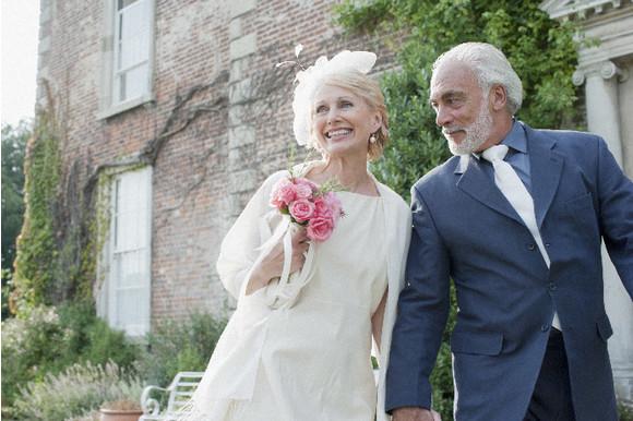 Поздравления немолодой паре на свадьбу