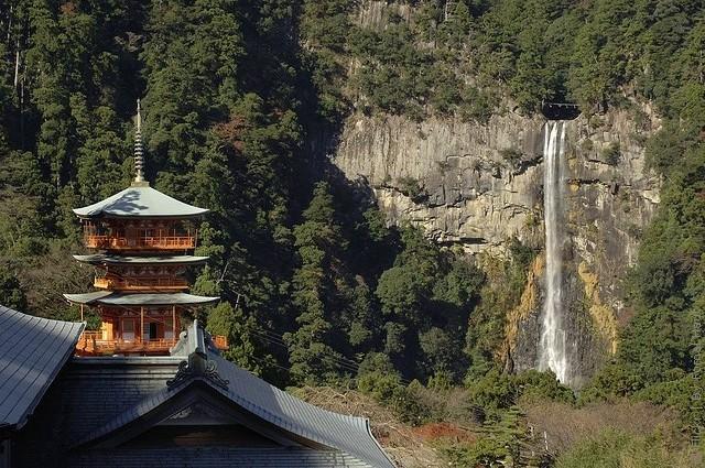 1. Водопад Нати водопады, красота, природа