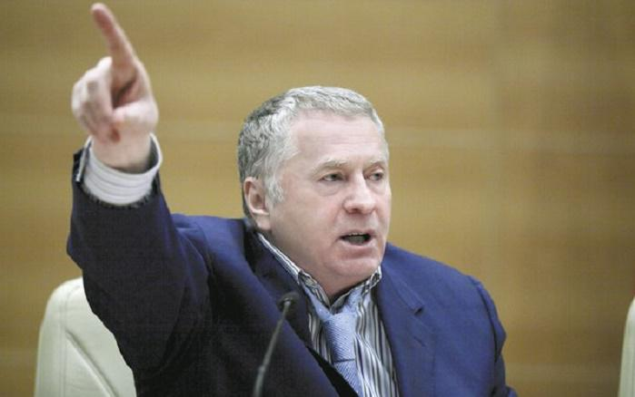 Жириновский требует отставки Лаврова