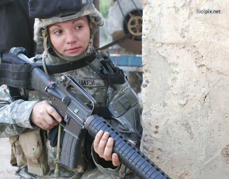 Девушки на службе в армии фото 50