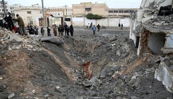 """Постпред США в ООН Никки Хели заявила, что Россия пользуется """"тактикой трусов"""" в Сирии"""