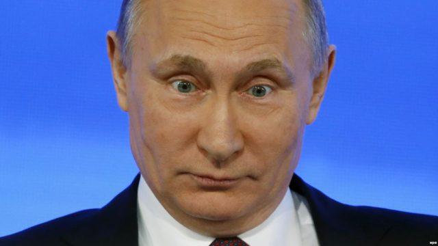 Капкан для Путина