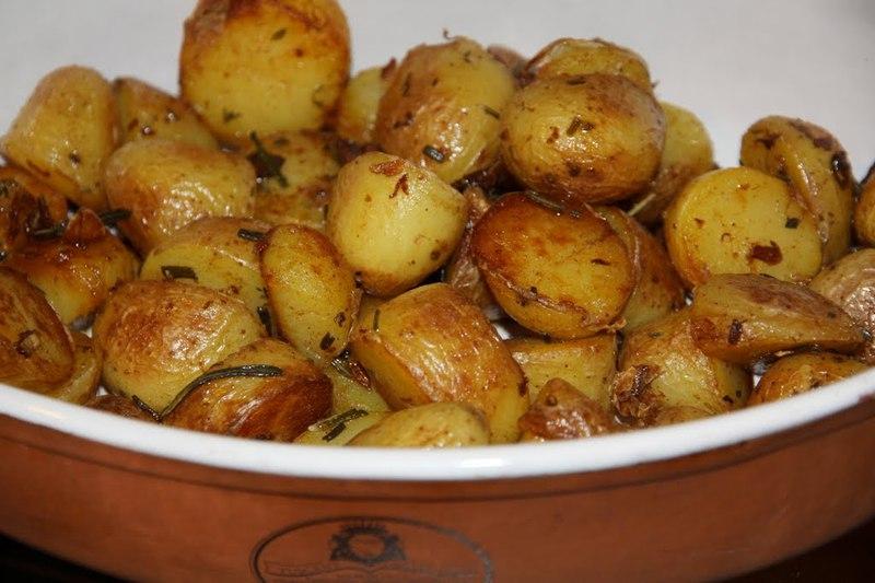 картошки жареной фото приготовления рецепт