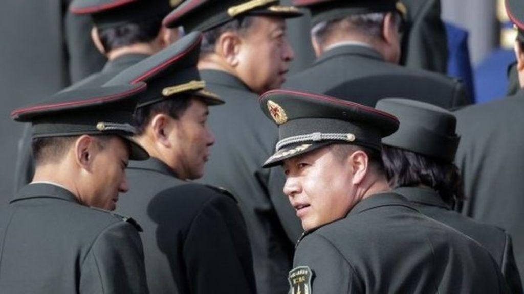 Китай модернизирует структуру армии по российскому примеру