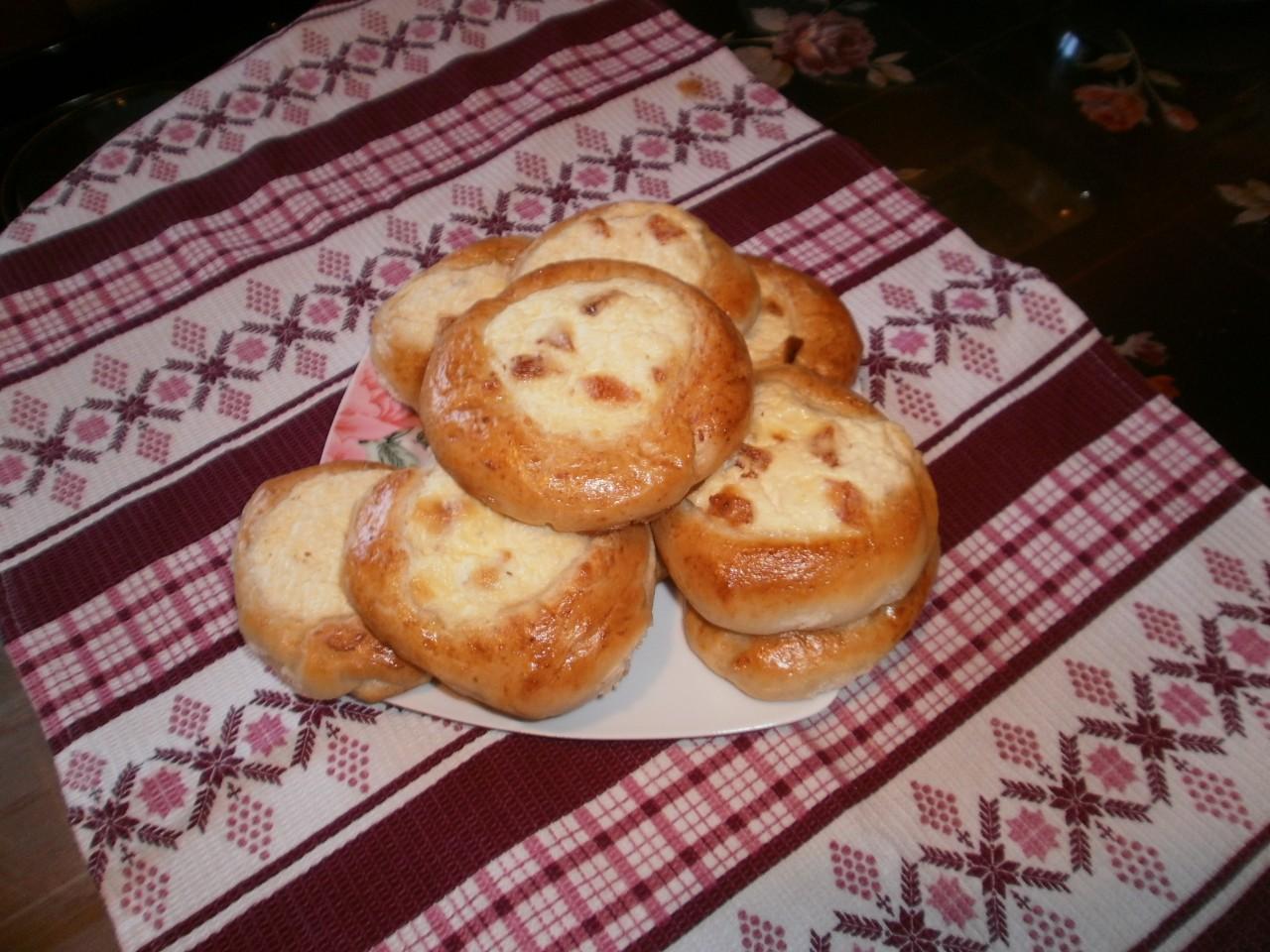 Венские ватрушки с творогом рецепт