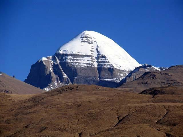 10 загадочных фактов и открытий о горе Кайлас боги, гора, кайлас, тайна, тибет