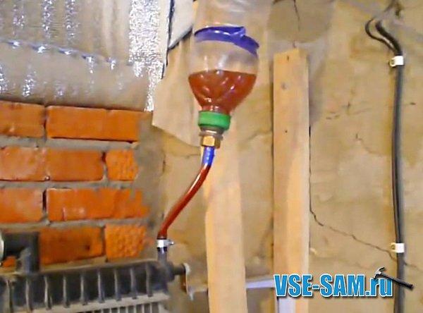 Расширительный бак открытый для отопления