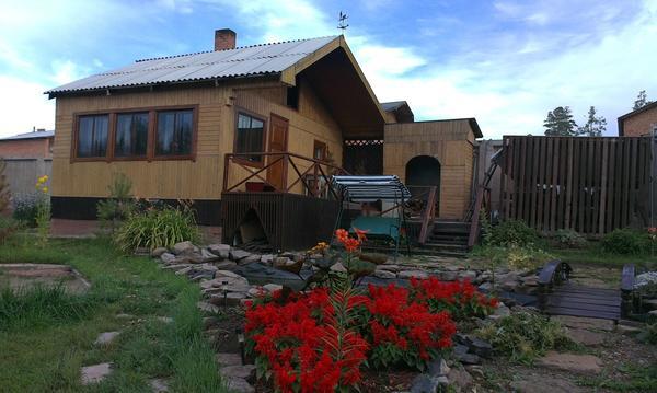 Дачный участок с жилым домом в долматово, ярославль