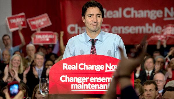 Премьер-министр Канады с нетерпением ждет участия в гей-параде в Торонто