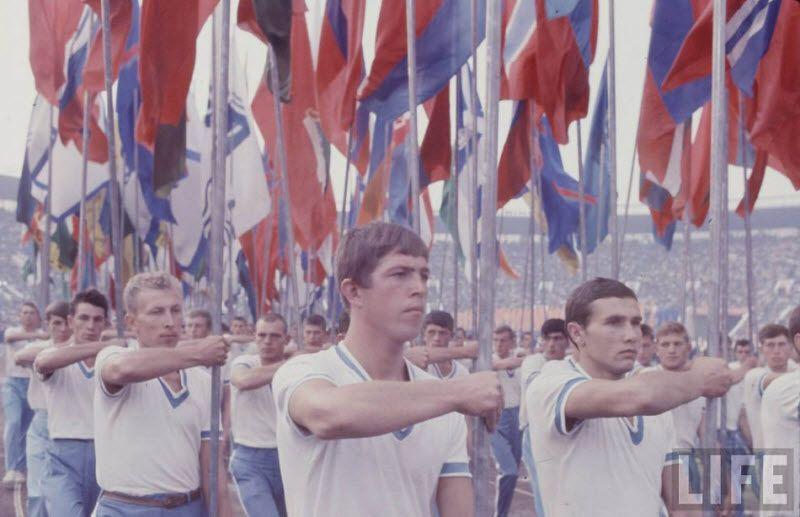 советская жизнь, 60-е, ссср