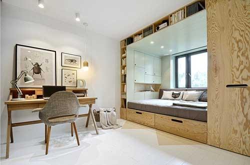 интерьер маленькой комнаты 15 кв.м.