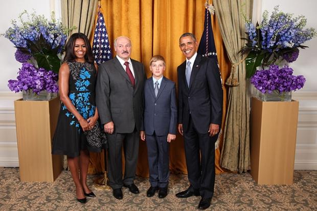 В гостях у американского президента