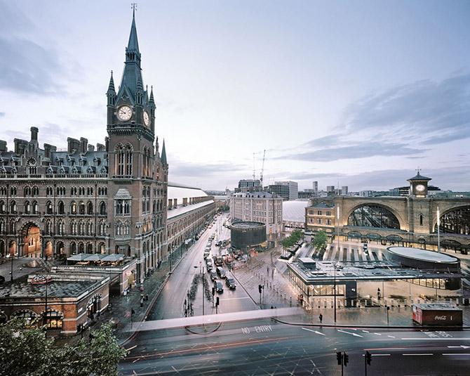 10 самых красивых железнодорожных вокзалов в мире