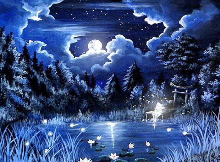 Сказка о лунном лучике, написанная мальчиком из хосписа