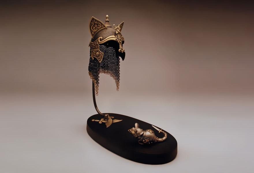 JeffdeBoer16 Доспехи «богов»: эпическая битва древних врагов