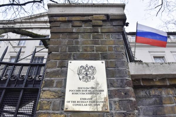 Лондон неответил посольству России назапрос оботравлении Шапиро