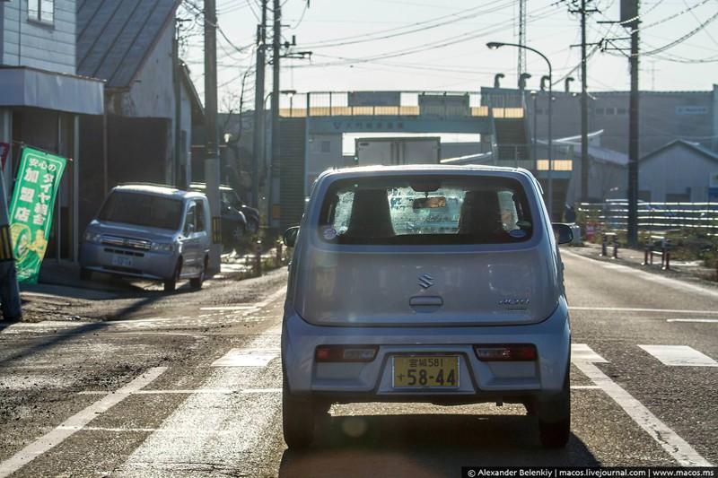 Вот и секрет популярности кей-каров.  авто, ездят, японцы