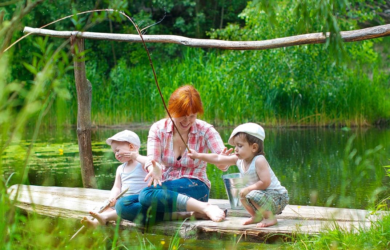 Русское материнство и воспитание, глазами американки