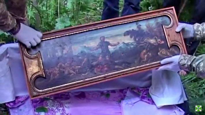 В Одесской области найдены картины итальянских художников на сумму 16 млн евро