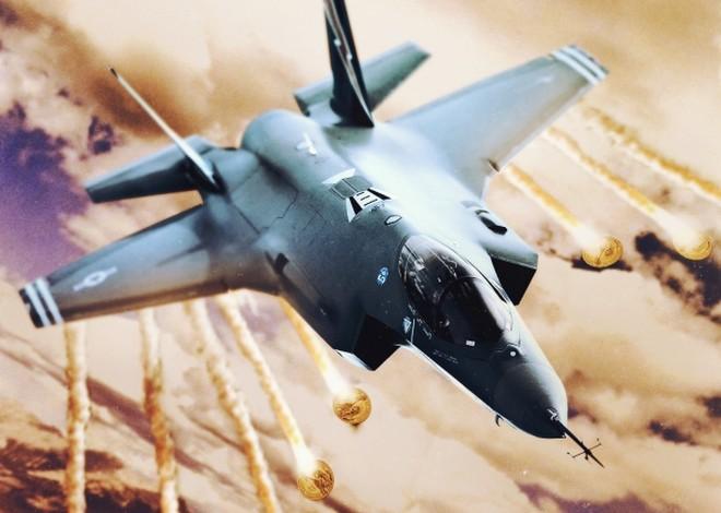 Грабеж века: закат карьеры истребителя F-35