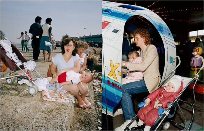 «Последний курорт»: 25 шокирующих фотографий пляжного города Нью-Брайтона