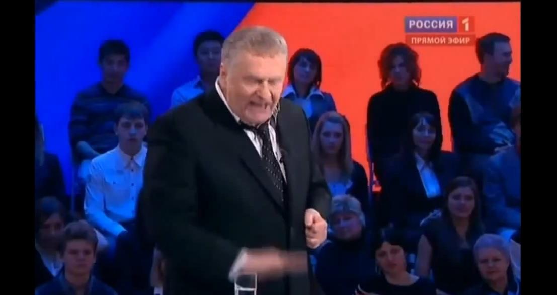 Жириновский могёт. куб