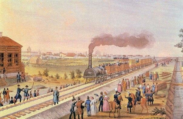 Почему в России железнодорожная колея шире, чем в Европе?