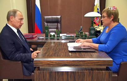 Путин одобрил создание Мурманского арктического университета