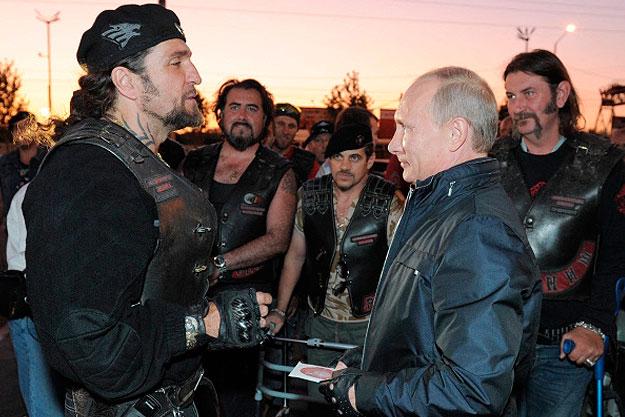 Лидер «Ночных волков» ответил польским байкерам