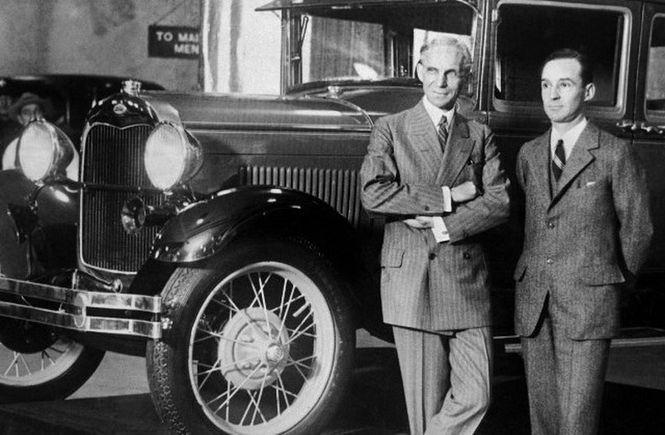Генри Форд платил своим работникам только тогда, когда они отдыхали. Причина просто гениальна…