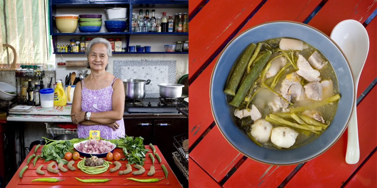 Коронная еда зарубежных бабушек