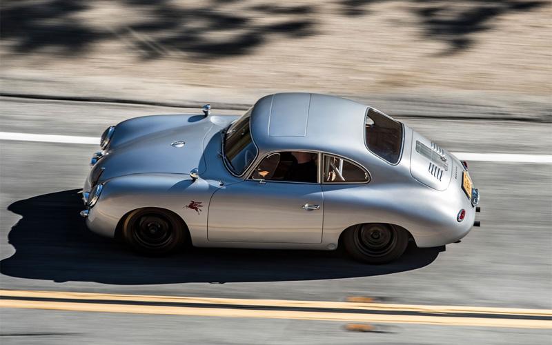 Эстет-вандал и его 356-ые Porsche