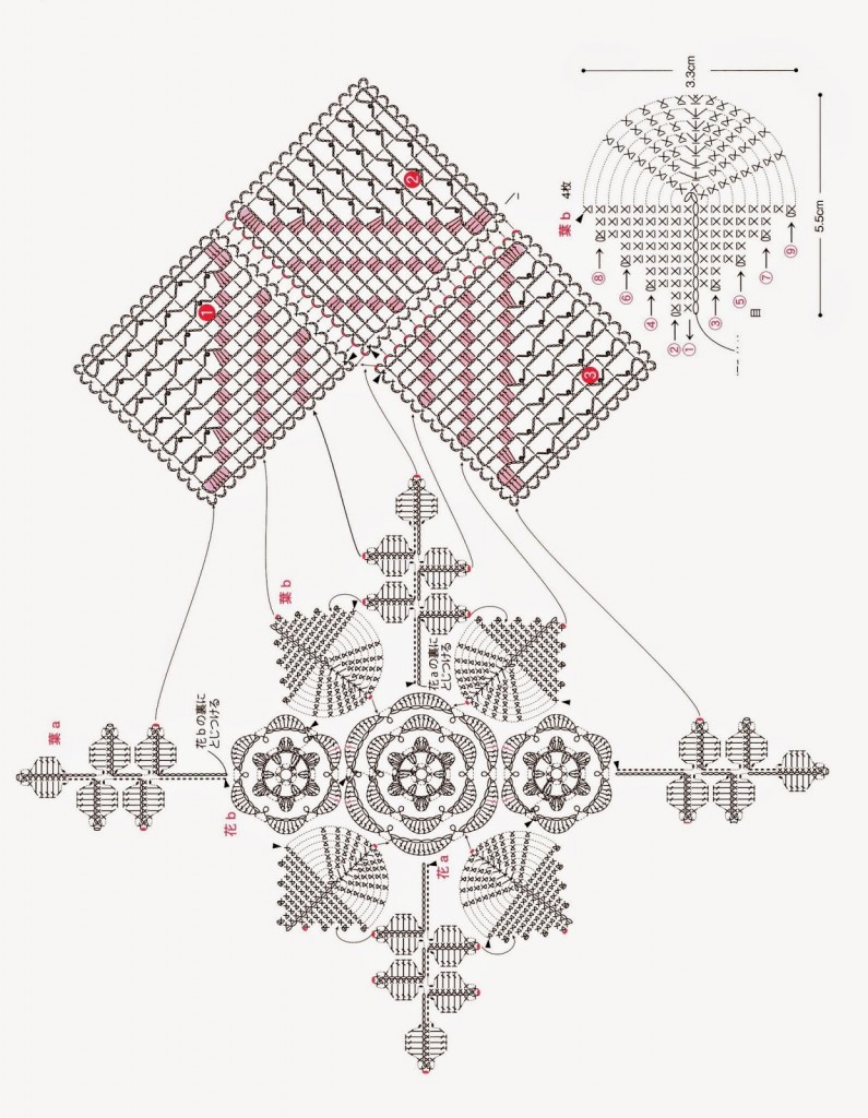 Вязаный эксклюзив. Описания и схемы вязания крючком и спицами » Страница 6 72