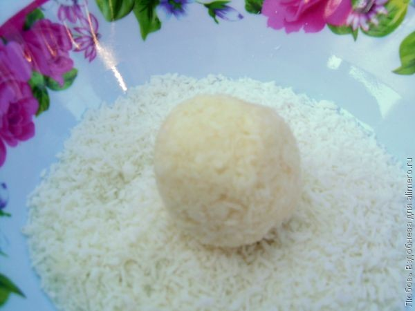 Рафаэлло рецепт с фото пошагово в домашних условиях