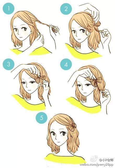 Идеи быстрых причёсок