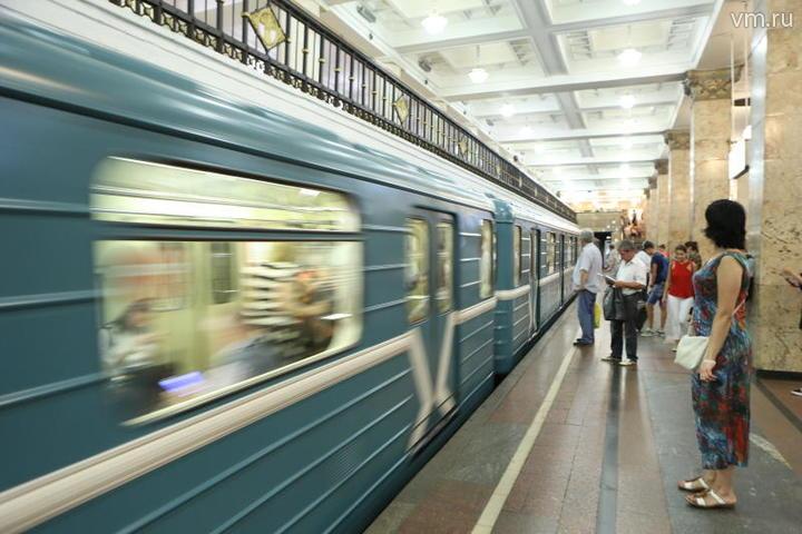 Благодаря новому участку метро центральные станции стали свободнее