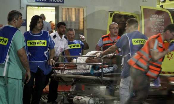 Теракт в Тель-Авиве: 4 погибших и 16 раненых (ВИДЕО)