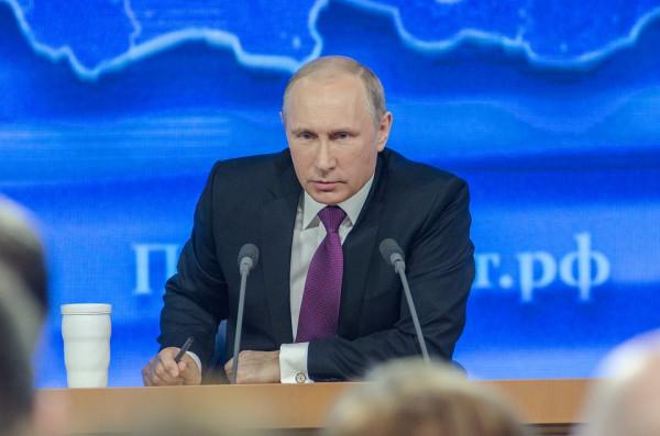 Путин увеличил число силовиков