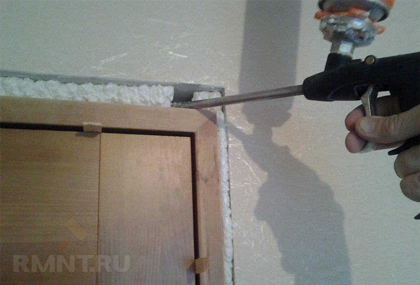 Установка входной металлической двери своими руками видео фото