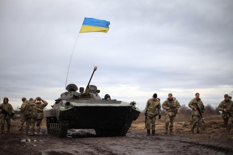 ВСУ 12 раз нарушили «режим тишины» в ДНР 14 апреля