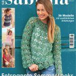 Sabrina № 6 2015 (вязание)