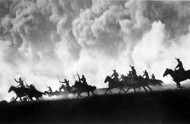 Великая Отечественная — последняя война кавалерии